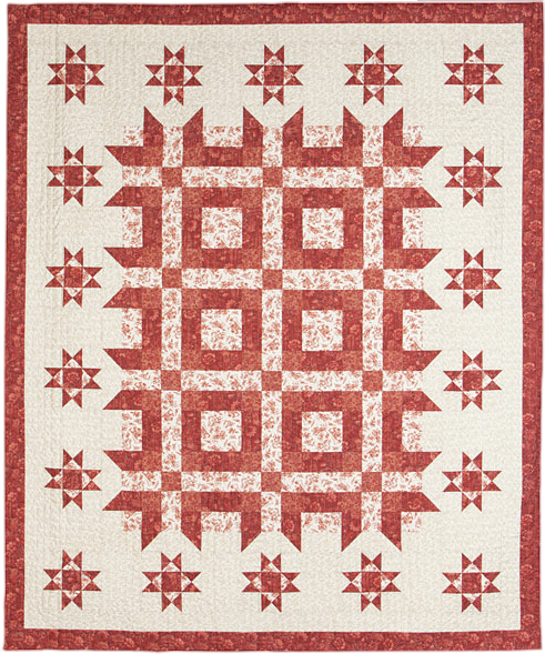 English Coverlet